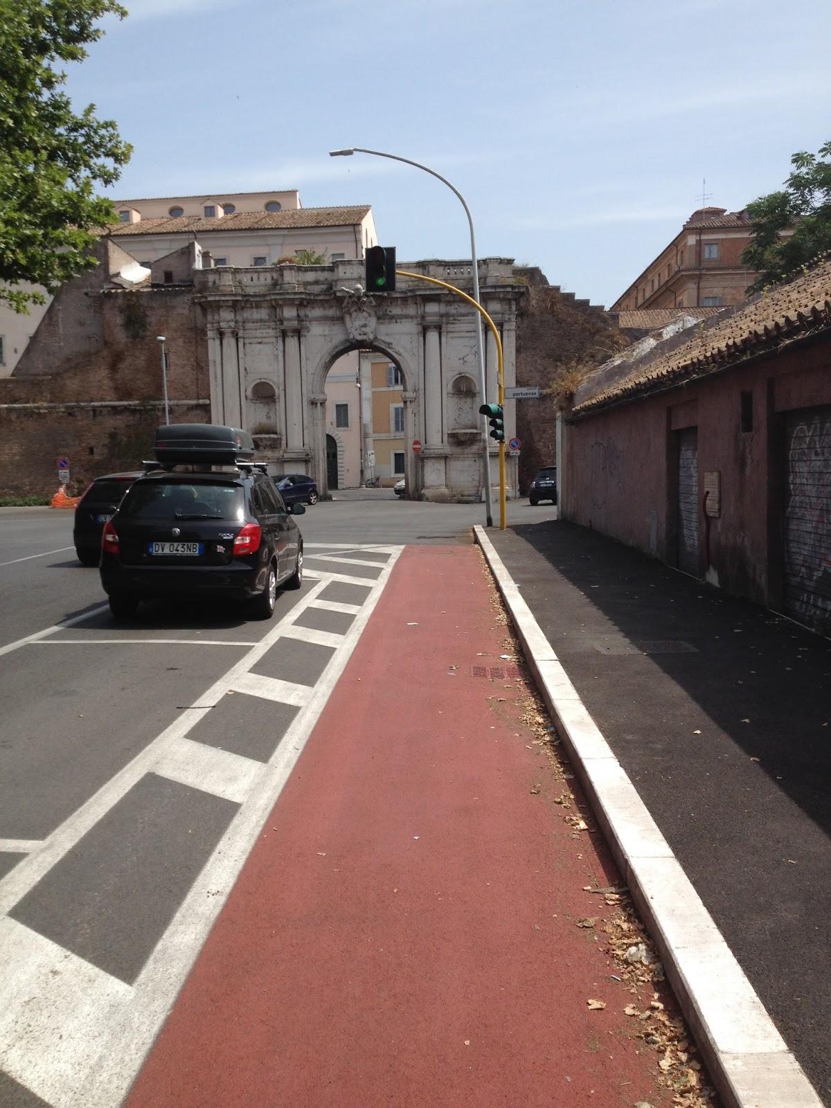 In bici per roma presente e futuro delle piste ciclabili - Porta portese offerte lavoro roma ...