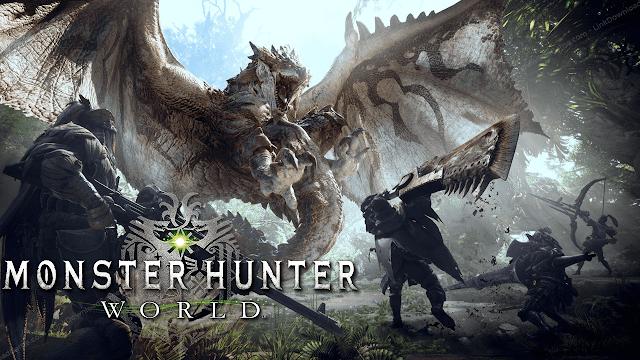Link Download Game MONSTER HUNTER WORLD (MONSTER HUNTER WORLD Free Download)