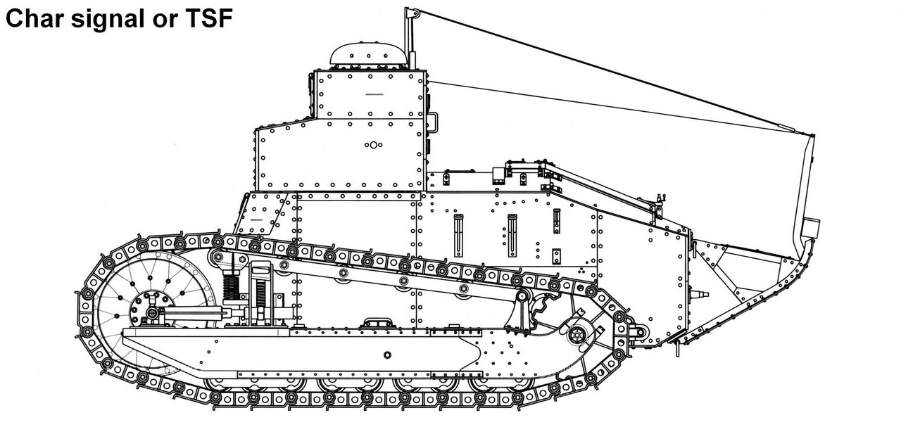 char signal or tsf   a command tank with a radio   u0026quot tsf
