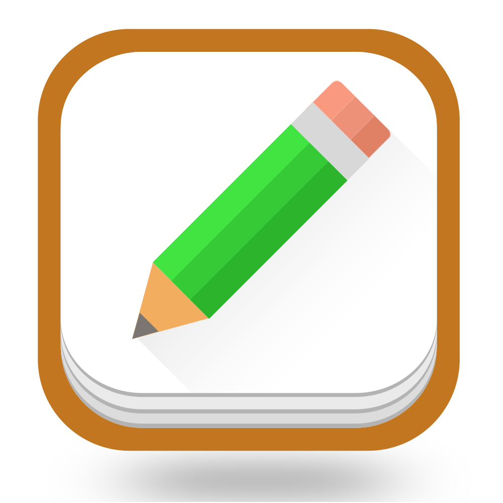Note Book App Icon