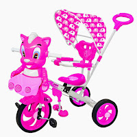 royal ry3988sc tom bmx baby tricycle