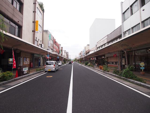 上田市街 海野町商店街