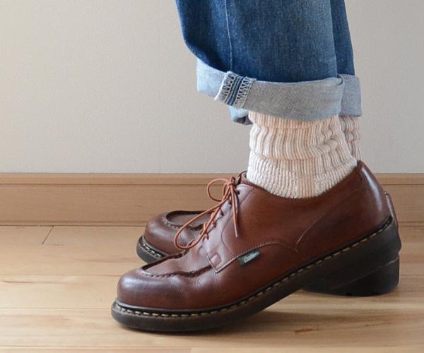 デッドストックイギリス軍実物ミリタリーデザートパイルソックスARMY防寒靴下FUNS福島