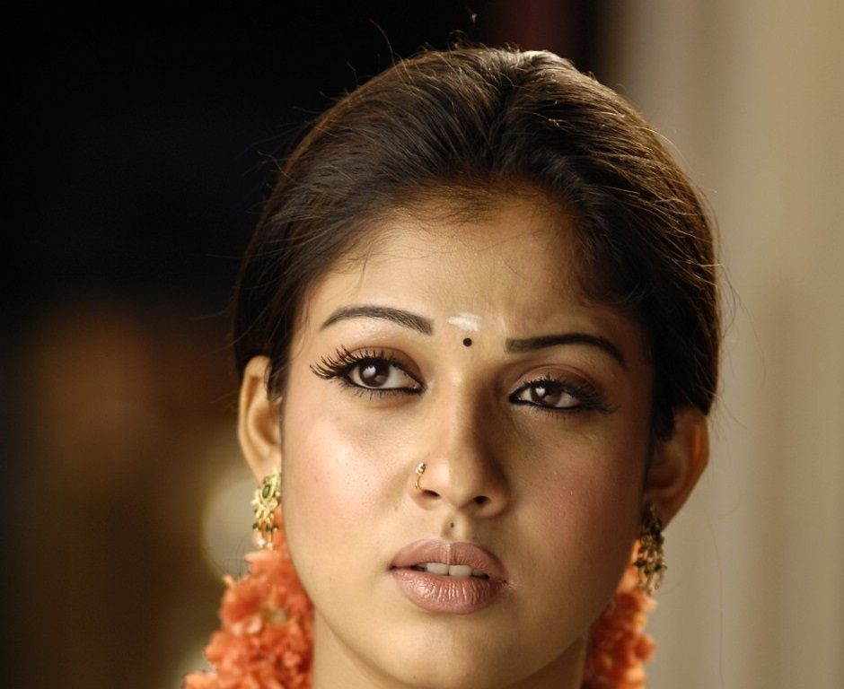 Nayantara Gorgeous Face Close Up Stills