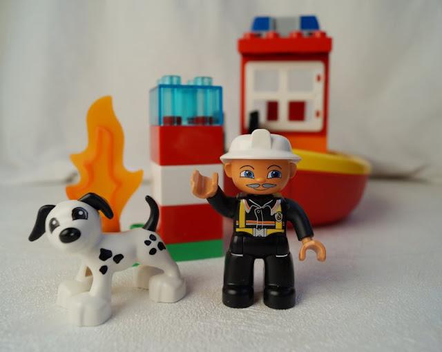 Lego Duplo Feuerwehrboot Feuerwehr Schiff Forsa Studie 21st Century Skills