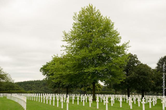 Visitar Cementerio Normandía  Brittany American Cemetery viaje