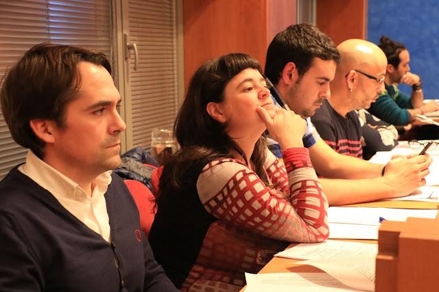 Grupo de EH Bildu en el Ayuntamiento de Barakaldo