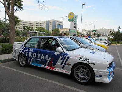 4ο Athens Rally Sprint: Τεχνικός και Διοικητικός Έλεγχος