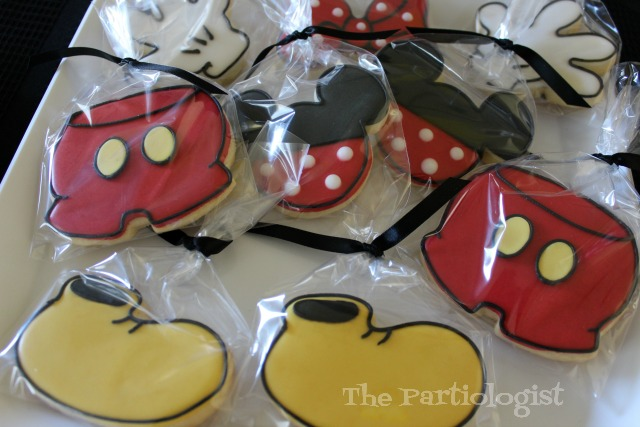 cute disney cookies