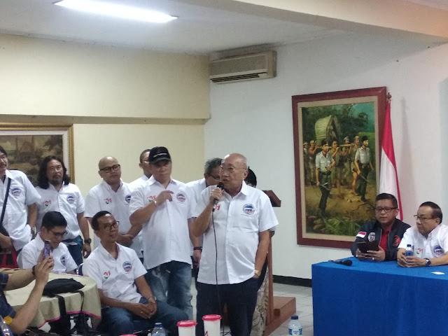 Pengusaha Dukung Jokowi, Sofjan Wanandi Motornya