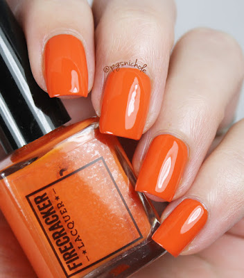 Firecracker Lacquer Pumpkin All The Things