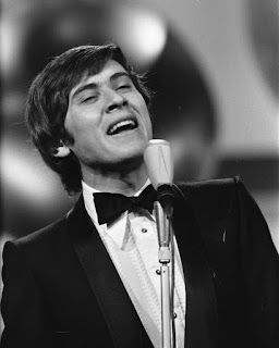 Morandi performing at the Eurovision Song Contest in Amsterdam in 1970