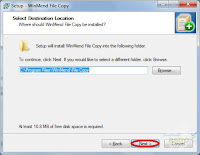 تحميل برنامج WinMend File Copy