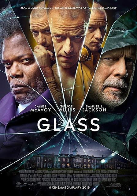 Review film Glass (2019)
