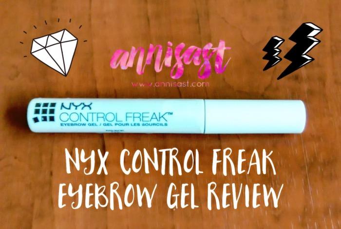 Control Freak Eyebrow Gel by NYX Professional Makeup #11