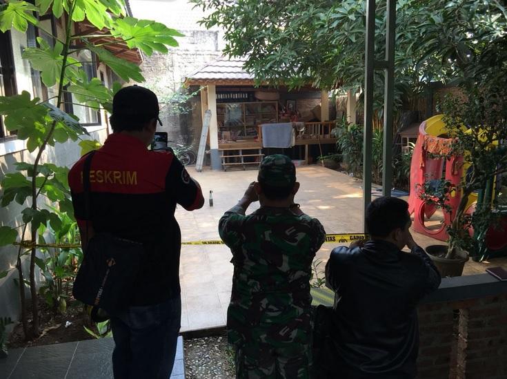 Rumah Mardani Ali Sera Dilempar Bom Molotov