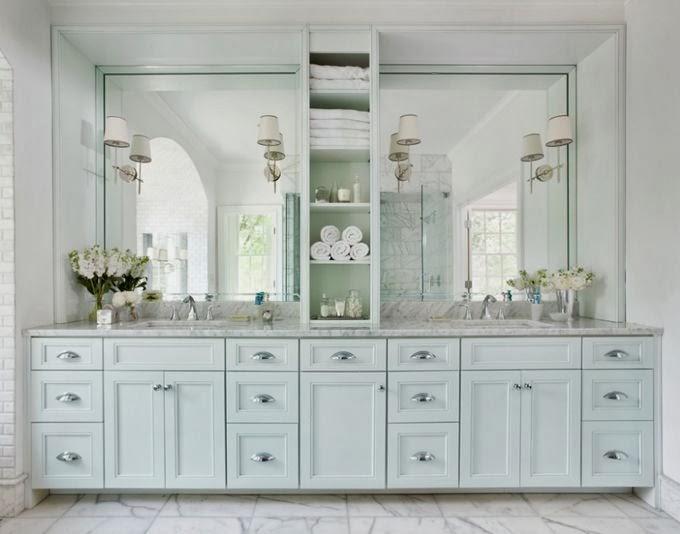 Um Novo Dia é Uma Página Em Branco Na Sua Vida Escreva: Depósito Santa Mariah: Aconchegantes Banheiros Brancos