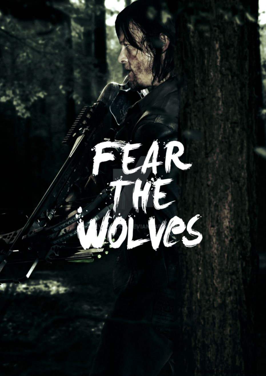The Walking Dead Poster Art Hd Wallpaper All Wallpapers Desktop