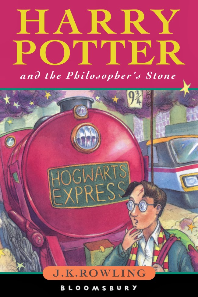 Fantasy Book Critic: Guest Review: Harry Potter and The Philosopher's Stone  by J. K. Rowling (reviewed by Achala Upendran)