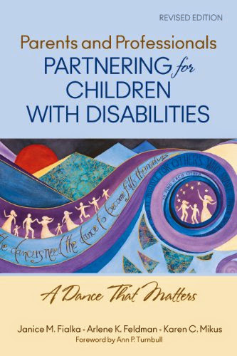 Parents & Professionals Partnering for Children With Disabilities, A Dance That Matters, artpreneure-20
