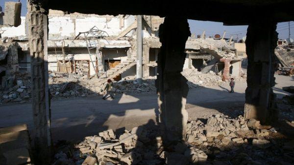OMS preocupada ante situación sanitaria en localidad siria
