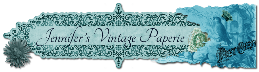 Jennifer's Vintage Paperie & Crafts