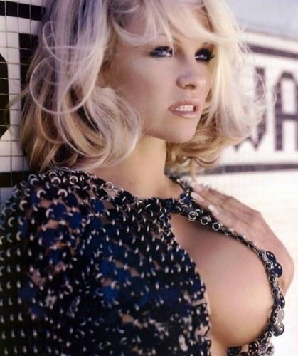 Pamela Anderson Big Tits Nude - motorcycle in update: Pamela Anderson - Canadian American ...
