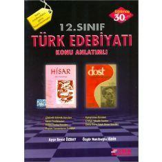Esen 12.Sınıf Türk Edebiyatı Konu Anlatımlı