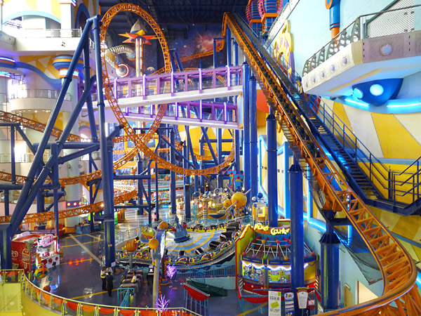 Theme parks in malaysia malaysia asia for Attractions in nyc for couples