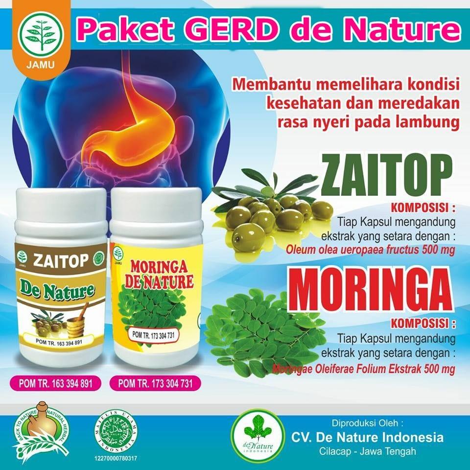 obat gerd de Nature asam lambung tinggi
