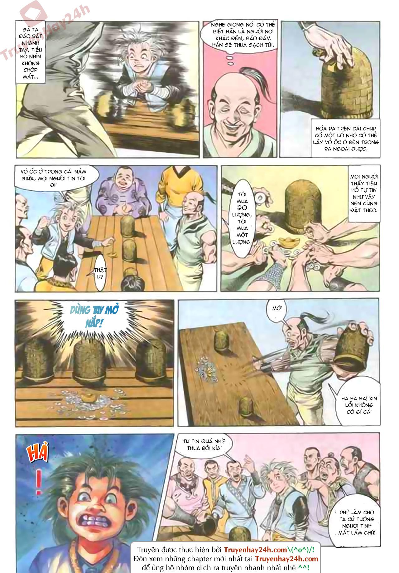 Cơ Phát Khai Chu Bản chapter 71 trang 28