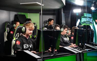 Atlanta Reign đưa về ngôi sao của Team Envy