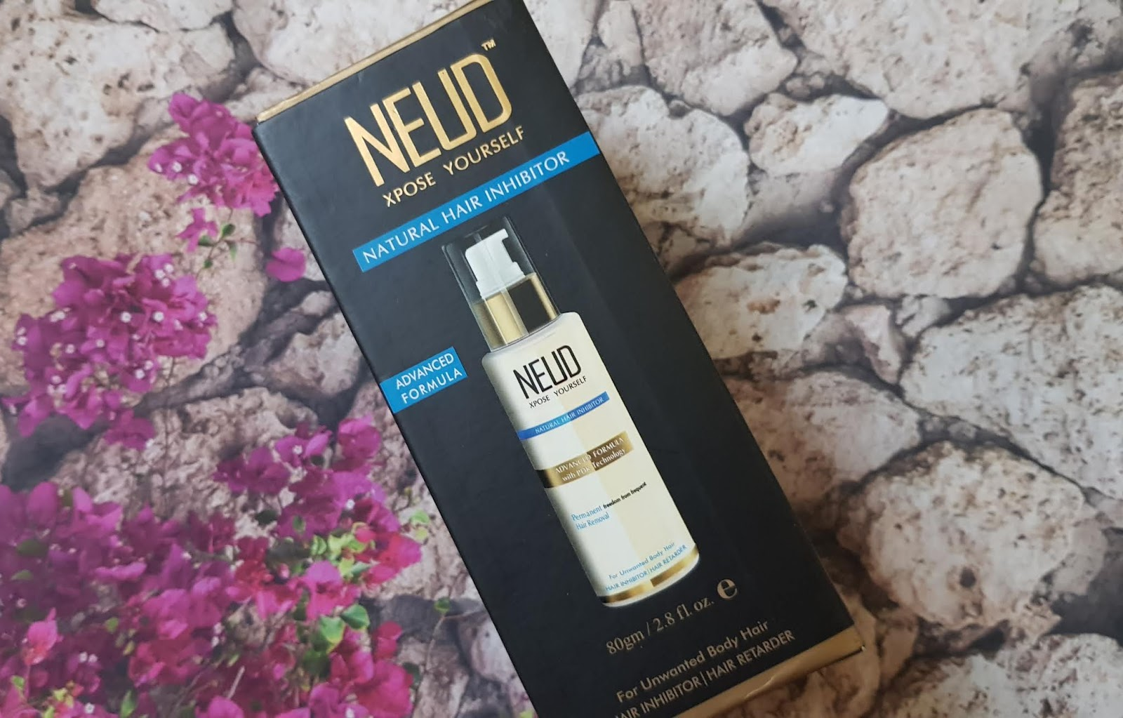 Neud Natural Hair Inhibitor Review Indian Beauty Network
