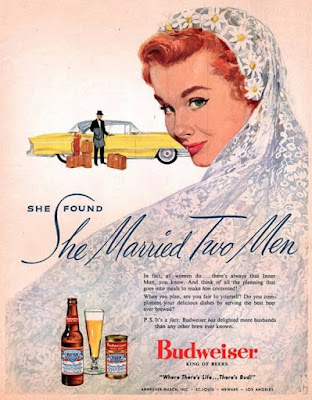 Budweiser -- She Married Two Men