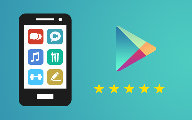 Google Play Store : App Listing Rank for the Top Apps in Play Store