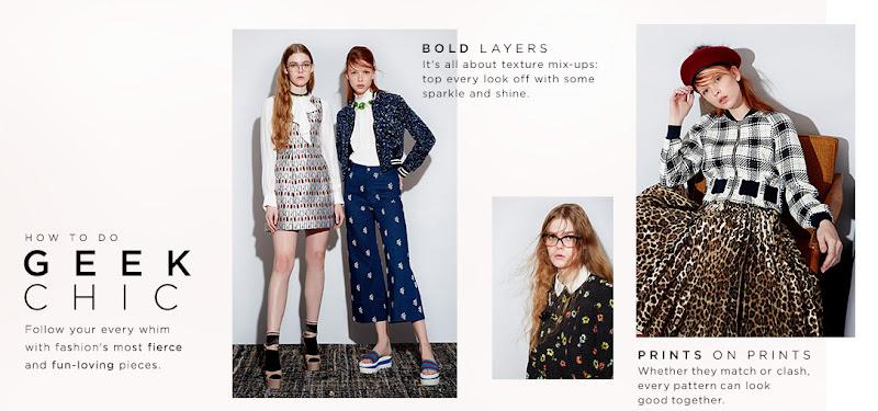 Trends Geek Chic Styling Fashion Vignette Bloglovin