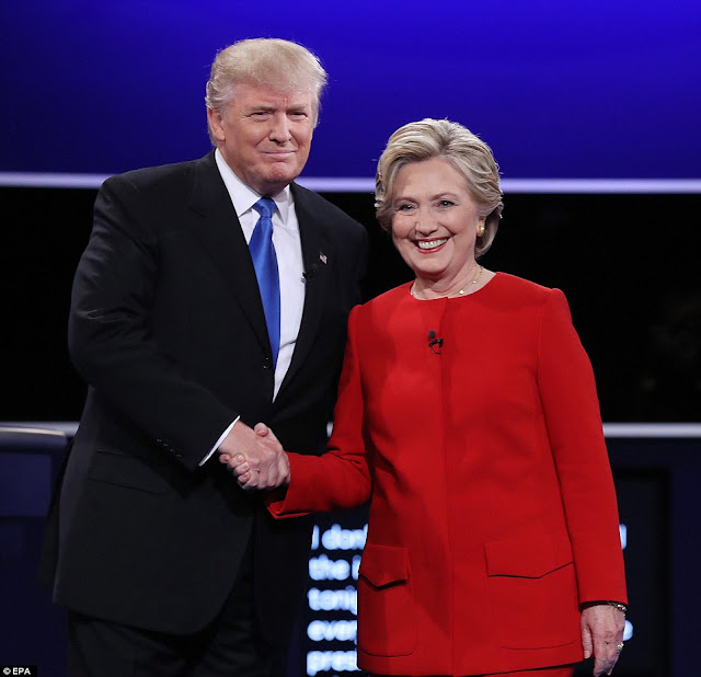 Trump Taxes Long Island: Welcome To Debola's Blog: Photos: Donald Trump And Hilary
