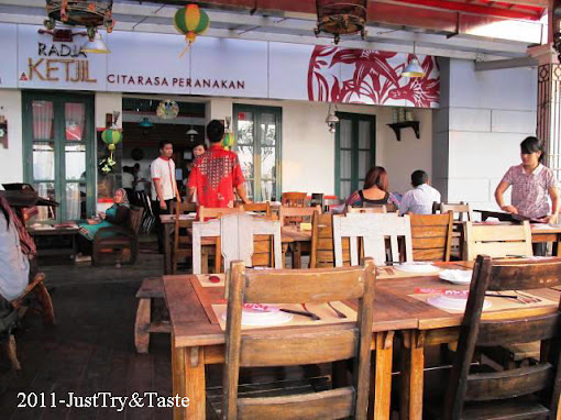Review Resto: Buka Puasa Di Atas Ketinggian di Radja Ketjil Restaurant