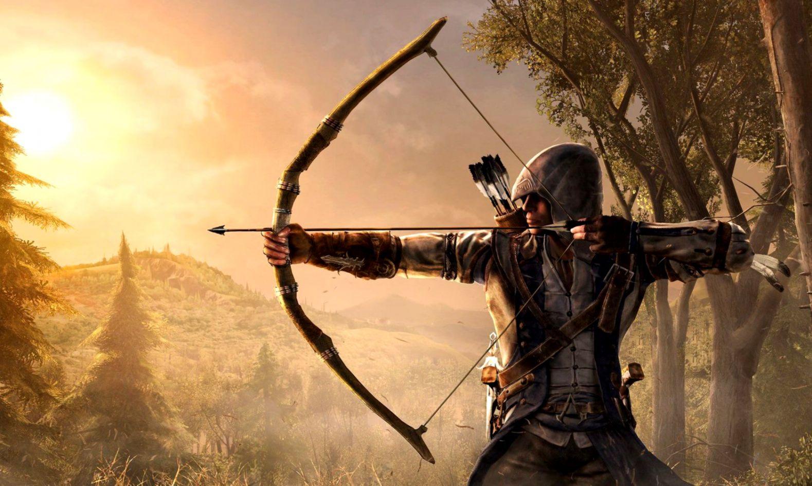 Assassins Creed Archer Wallpaper