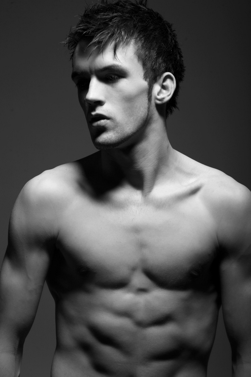 The Stars Come Out To Play: JT Kinsella - Shirtless Photoshoot