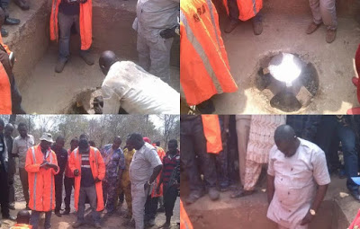 Excitement Over Discovery Of Oil In Benue Community