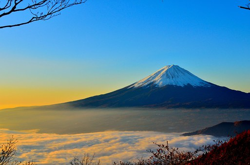Daftar 68 Gunung Berapi di Indonesia yang Masih Aktif
