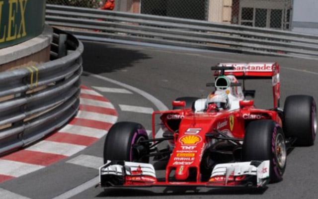 Sebastian Vettel Mengakhiri Dominasi Lewis Hamilton