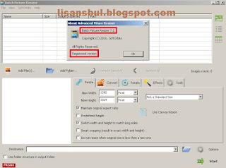 SoftOrbits Batch Picture Resizer 7.2 serial, lizenz, lisans kodu, register key, register code, full key