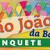 ENQUETE: Na sua opinião qual cidade fez a melhor festa de São João da Bahia?