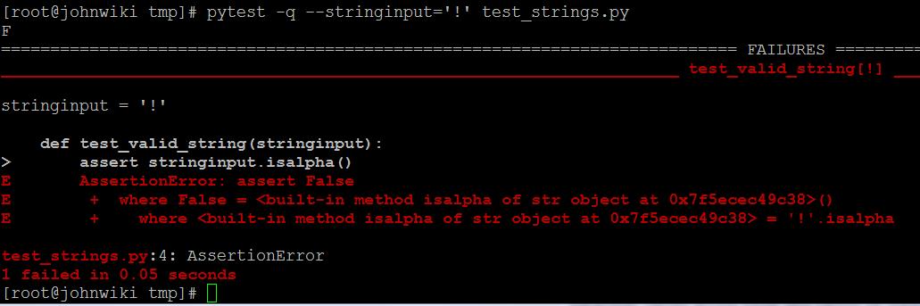 程式扎記: [ Python 文章收集] Pytest - Parametrizing fixtures