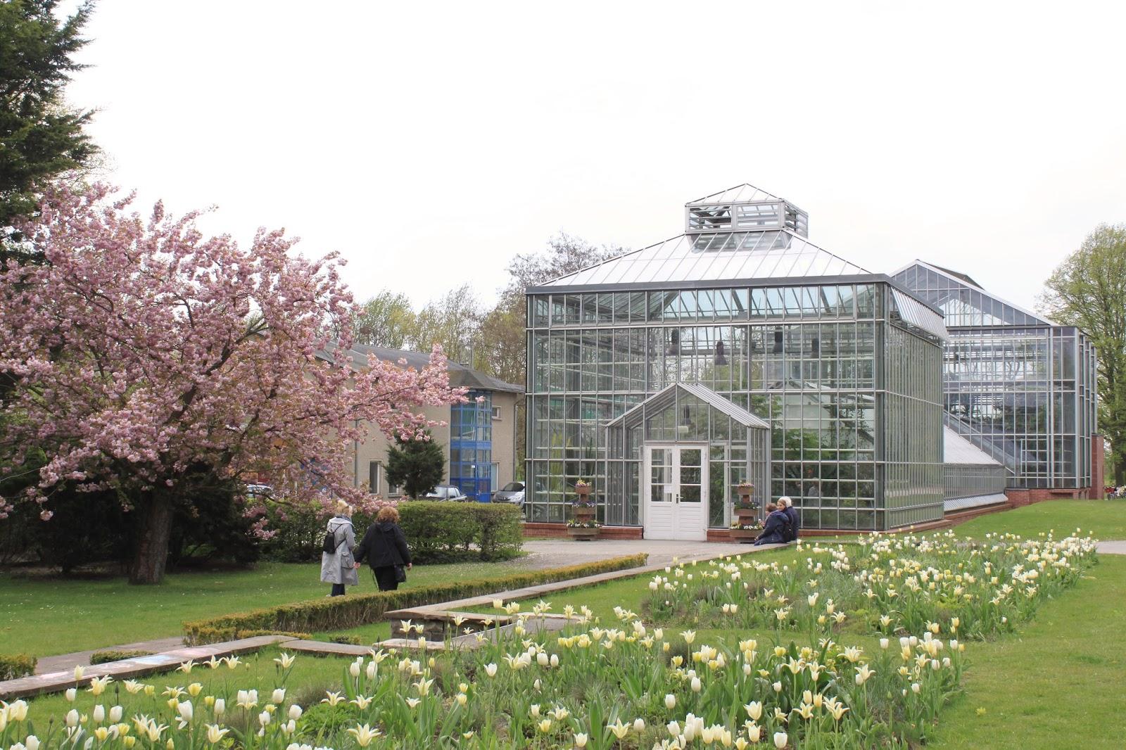 Ogród botaniczny Volkspark Pankow Blankenfelde