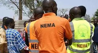 NEMA DONATES REPRIEVE MATERIALS TO VICTIMS IN ZAMFARA