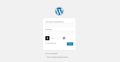 Cara Login ke Dashboard Administrator pada Wordpress Terbaru Anda