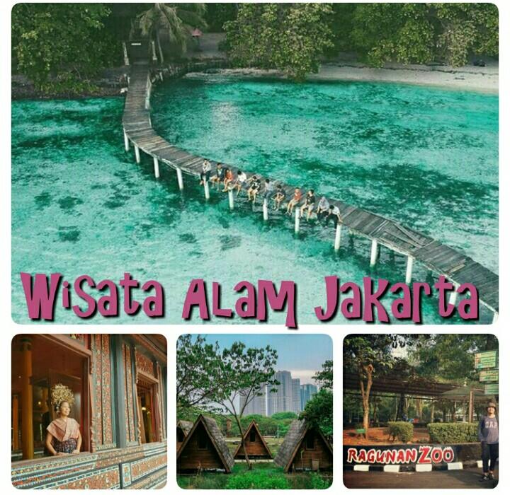 Tempat Wisata Alam Di Jakarta Dan Sekitarnya Surat Kabar